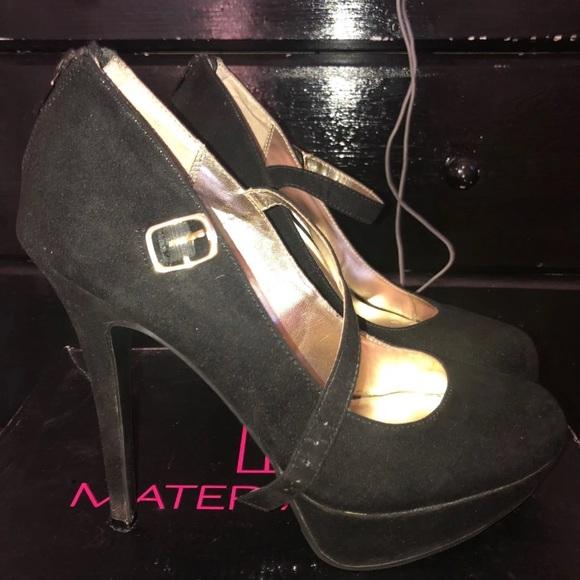 Material Girl Heels | Poshmark